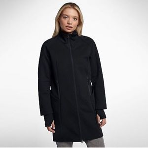 Nike women's Sportswear Tech Fleece Jacket black